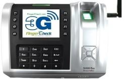 Fingerprint Time Clock with 3G Service