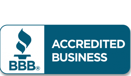 Fingercheck is BBB accredited with official emblem.