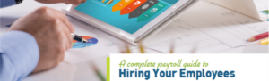 Processing your first payroll