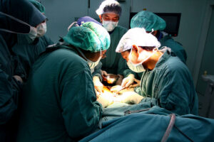 Medical/surgical operation reflects U.S. laws on medical/disabled-related leave.