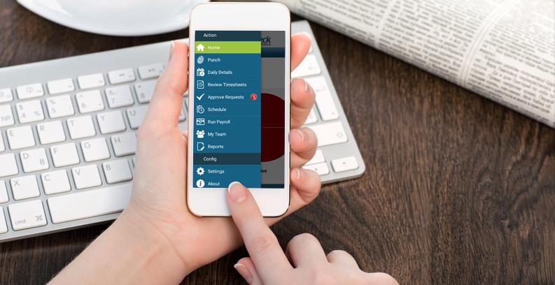 FingerCheck Mobile app