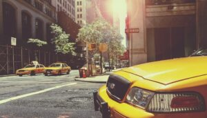 Taxi in New York to represent New York State's newly increased overtime salary threshold.