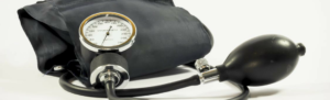 Black blood pressure meter ties in with the states that currently have sick leave laws.
