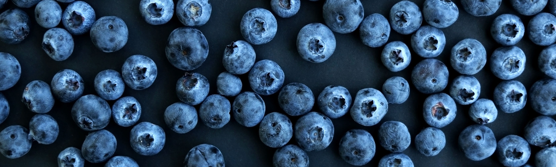 Antioxidant and vitamin-packed snack of blueberries perfect for beating the mid-day slump.