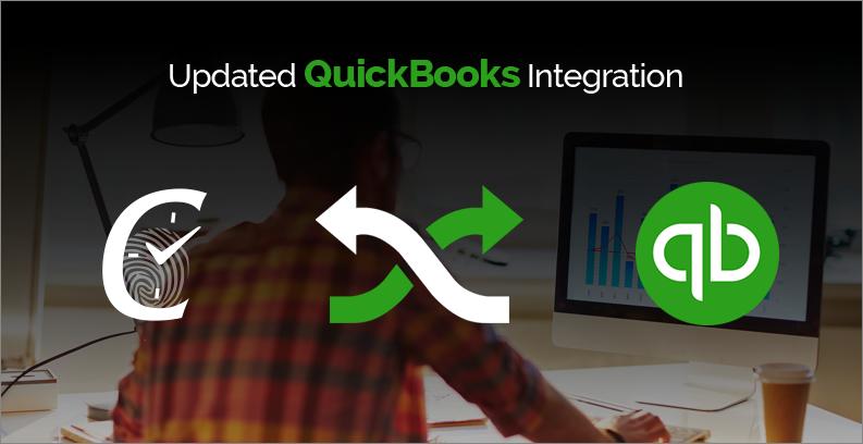 FingerCheck QuickBooks Integration