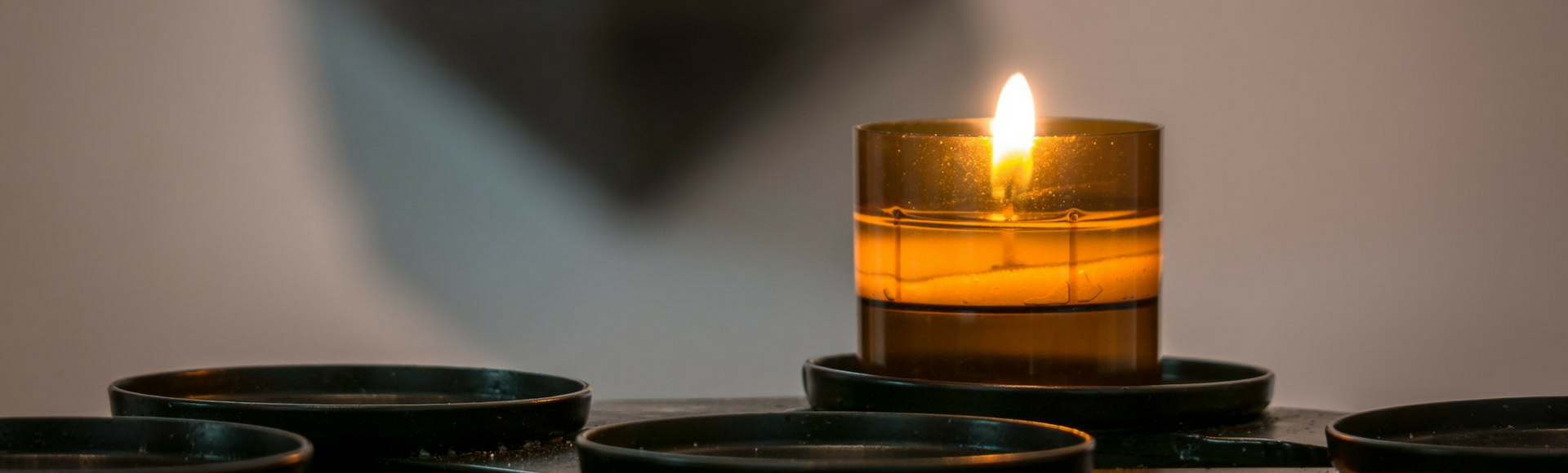 Lit candle in church reflects observance while employer provides reasonable accommodation to employee who is practicing religious beliefs.
