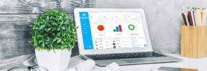 Payroll Software Dashboard