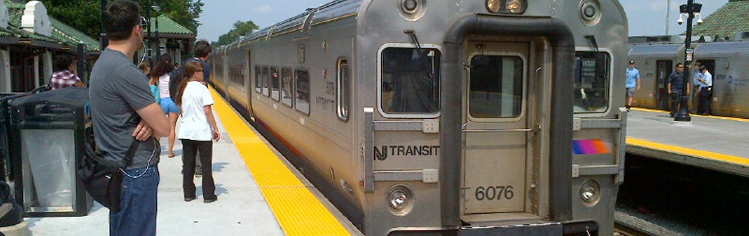 New Jersey Train
