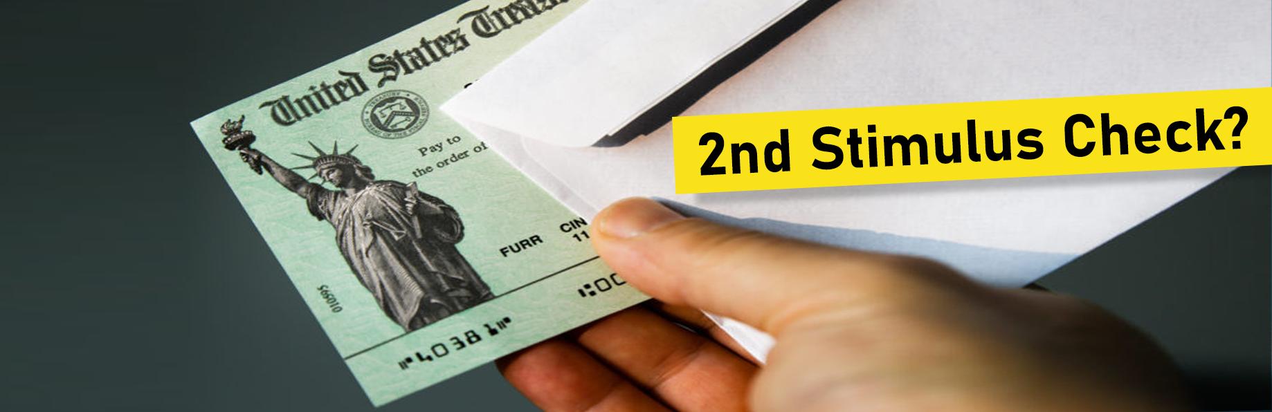 2nd stimulus check